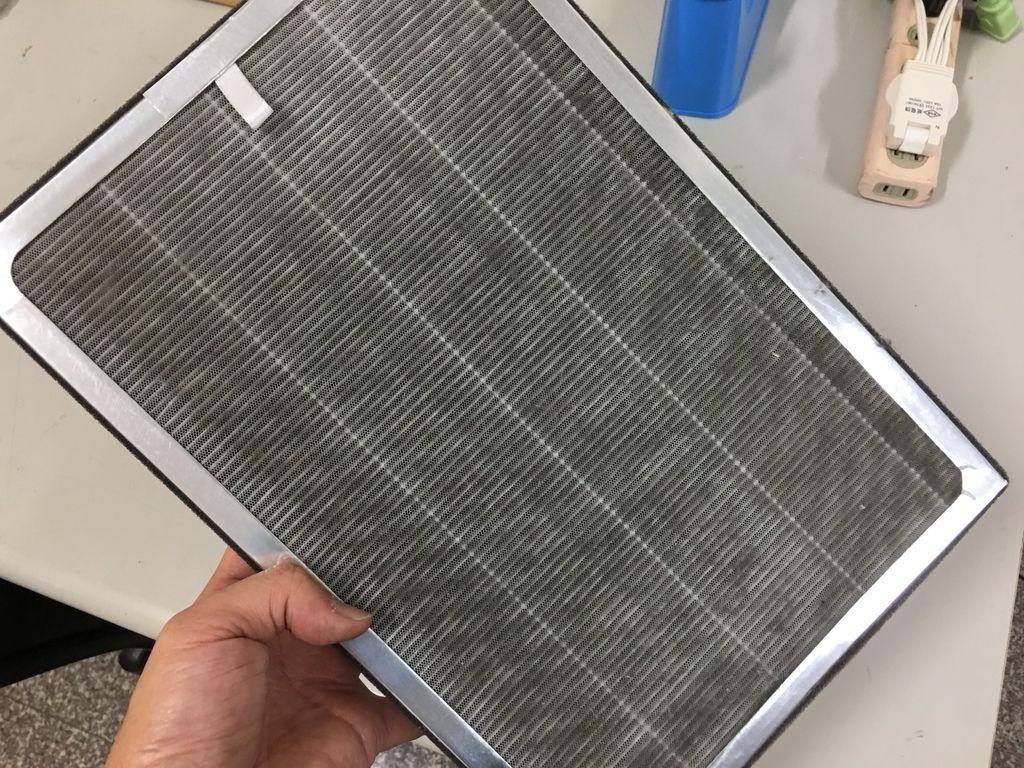JAIR-215空氣清淨機濾網,汙染