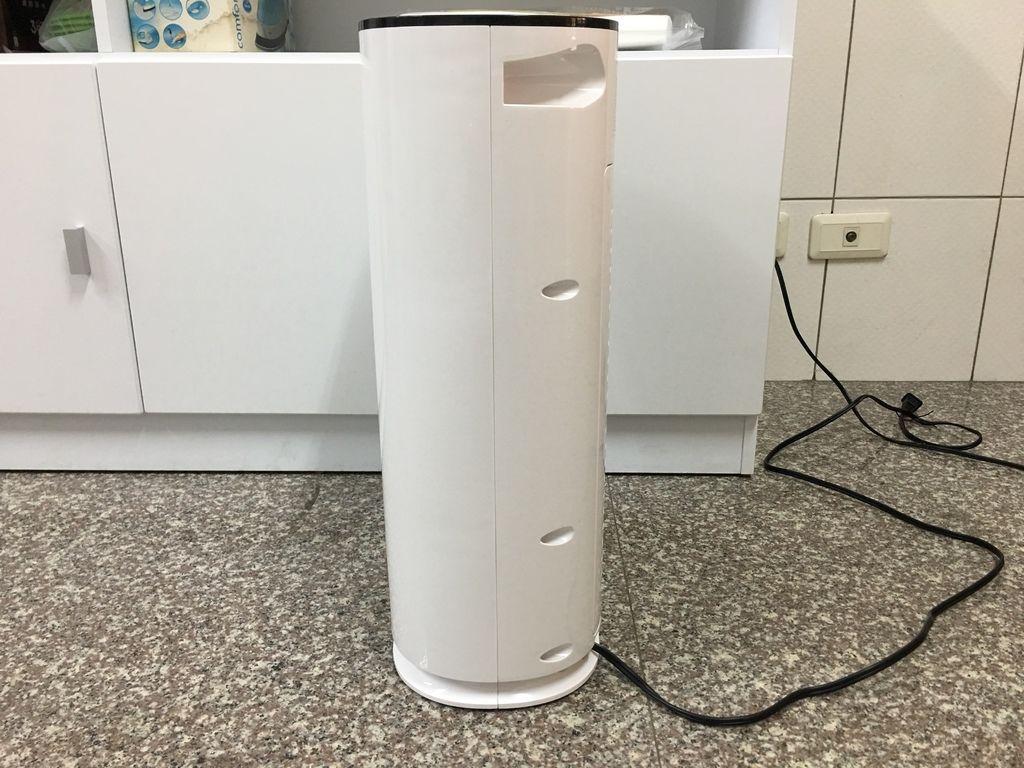 JAIR-215空氣清淨機側面