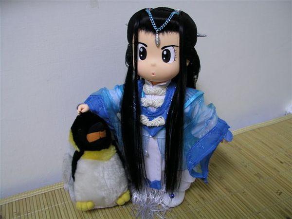 國王企鵝是我的好朋友