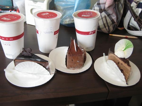 我終於吃到好吃的85度c蛋糕~大推no.76蛋糕