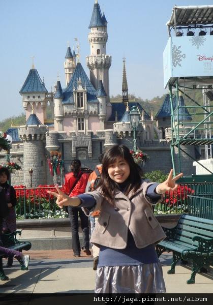睡美人的城堡!!!!