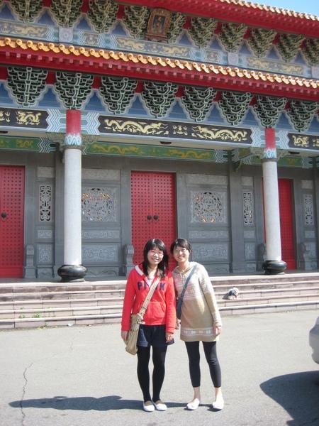 這是桃園孔廟.....超大間的