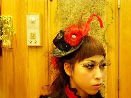 婕亨台中創意舞台妝教學