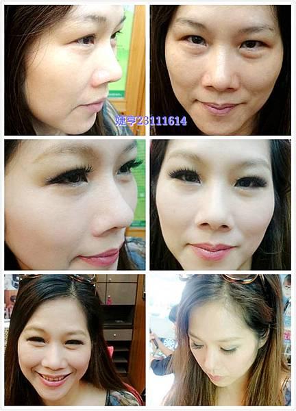 婕亨台中彩妝教學、化妝教學