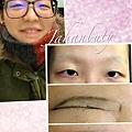 婕亨台中德系飄眉繡眉毛繡韓式平眉