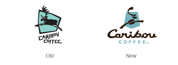 好的Logo重新設計案例-caribou