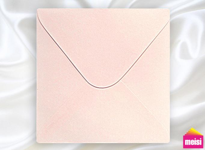 150-粉骨紋信封-方型喜帖信封
