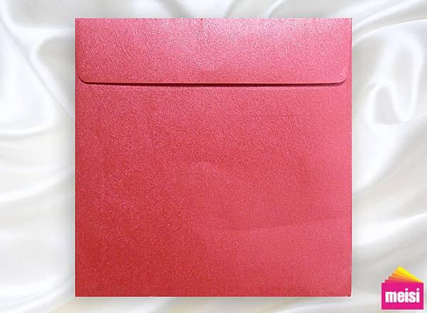 300-巢織紋信封-方型喜帖信封