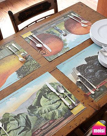 Placemats paper