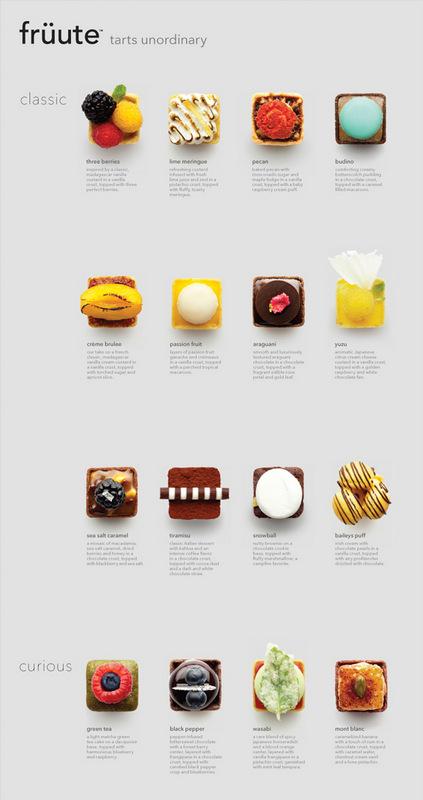 甜點、餅乾、點心類店家設計案例