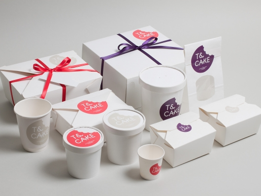 甜點、餅乾、點心、餐廳類店家設計案例