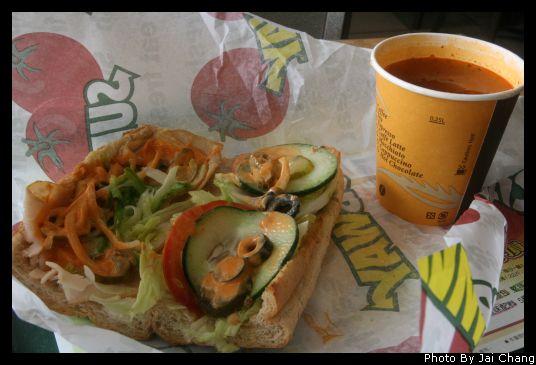 subway 69元特餐
