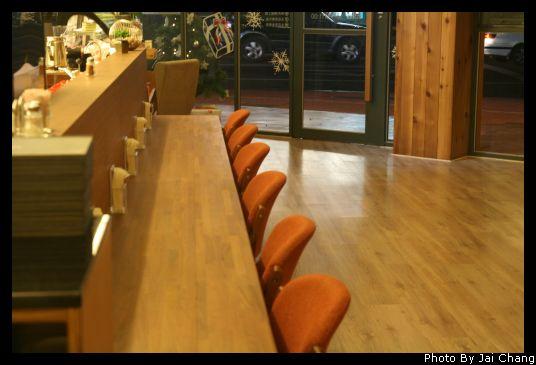 豐原斯比亞咖啡吧台