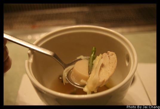 桔香鮮雞湯