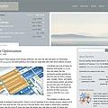CSS+XHTML網頁設計範例