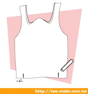 自製風格雜貨袋step05