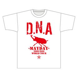 五月天DNA潮Tee
