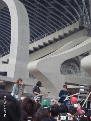 五月天高雄世運主場館DNA演唱會