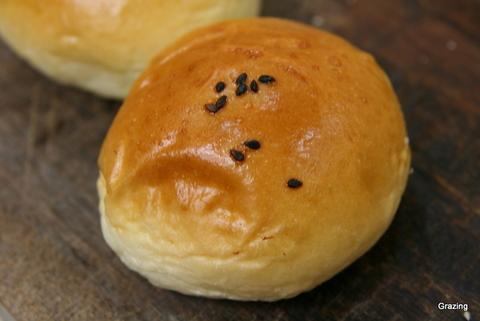 寶泉紅豆麵包