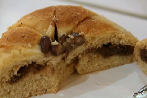 小潘潘紅豆麵包