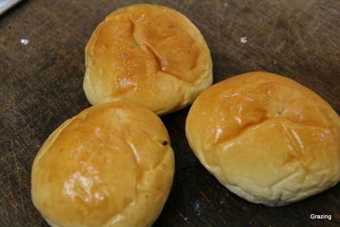 85度c紅豆麵包