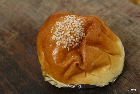 汶萊紅豆麵包