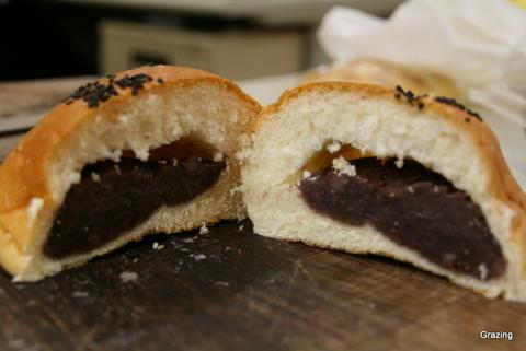 聯翔紅豆麵包
