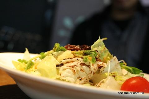 東區新地標The SOHO - 生菜沙拉