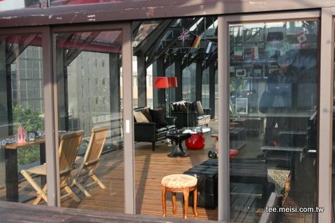 東區新地標The SOHO - 頂樓Lounge Bar