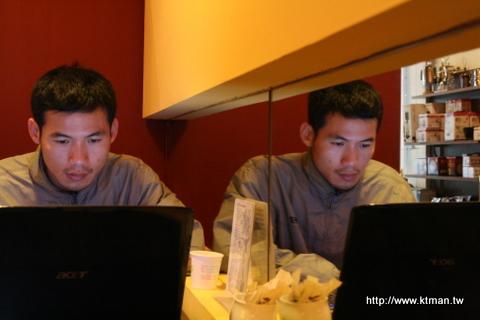 恆春.月光咖啡-店內提供無線上網