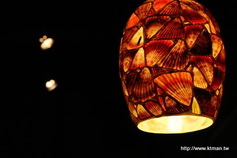 恆春.月光咖啡-店內燈飾