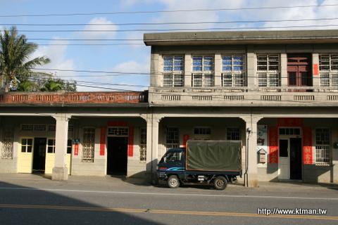 海角七號景點-屏東縣滿州鄉友子奶奶的家