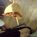 Magic Bagel美奇客貝果-試吃的培果(含培根)