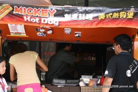 福斯T1小巴-MICKEY Hot Dog創意料理美式熱狗堡