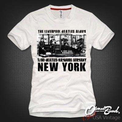 Beatles T恤