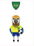 世界盃八強-巴西