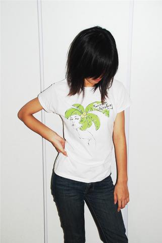 Summer墾丁手繪風T恤