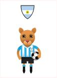 世界盃八強-阿根廷
