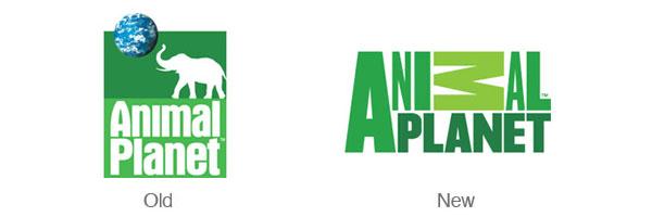 做壞的Logo重新設計案例-動物星球頻道
