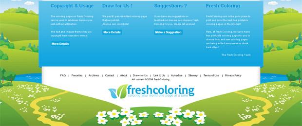 網站頁腳的使用者體驗解決方案