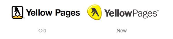 做壞的Logo重新設計案例-yellowpages