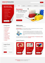 免費網站模板
