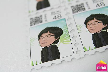 2011年05月第一週作品-軋型名片