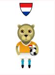 世界盃八強-荷蘭