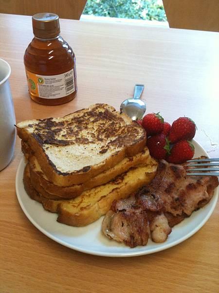 比較不懶得早餐