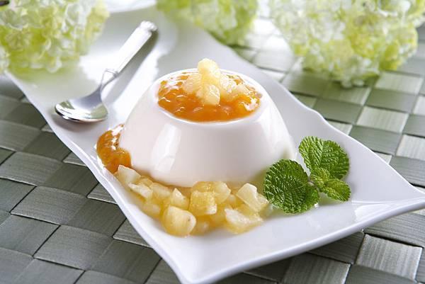 芒果鳳梨奶酪