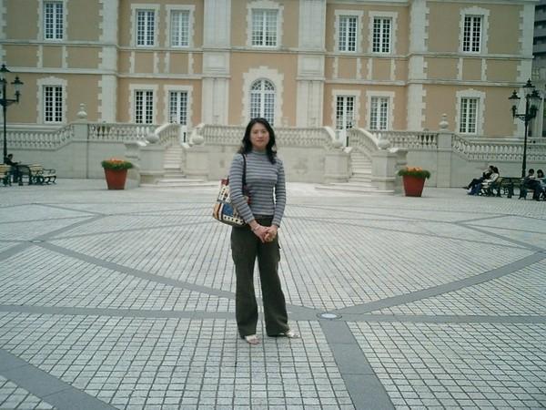 花園廣場歐式建築