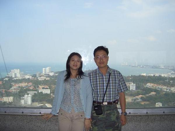 55樓觀景台合照