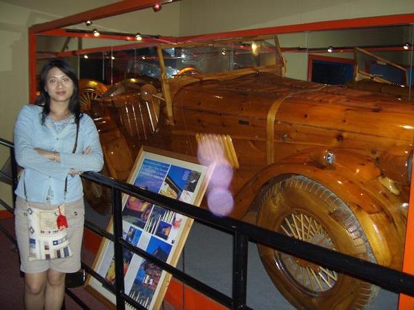 古董車模型