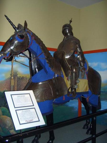 這沒記錯的話應該是5世紀武士裝備